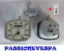 CONTACHILOMETRI CON SPIA E STAFFA 90 KM/H PER VESPA VB1T GS 150 VS1 VS2 VS3 VS4