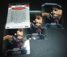 Carlos Condit 2012 Topps Finest UFC Card #94 115 120 132 143 154 158 WEC 26 29