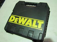 Sacoche vide pour DEWALT perceuse percussion 650 W dwd024k-gb 240v dwd024 / s