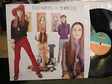 REDD KROSS THIRD EYE LP 1990 GERMANY POWERPOP orig import glam rock punk OOP WOW