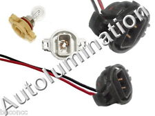 5202 H16 H16W 9009 PSX24W 2504 Male Connector Fog Light Wiring Pigtail Harness