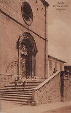 # AQUILA: PORTALE S.M. PAGANICA