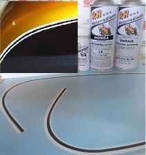 Honda CB 500 four k0 k1 lacksatz vernis Candy Gold CUSTOM + décor tanzierstreifen