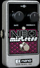 EHX Electro Harmonix NEO MISTRESS Flanger Guitar Effects Pedal / Stomp Box for sale
