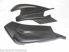 BMW S1000RR carbon swing arm cover set satin finish 09 - 17