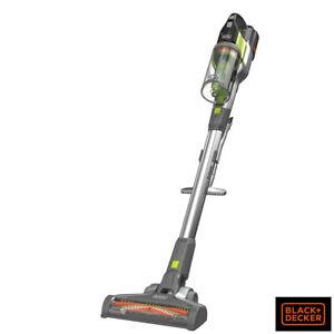 Black & Decker Cordless Pet Stick Vacuum Cleaner with 3 Speeds, BHFEV362DA-GB