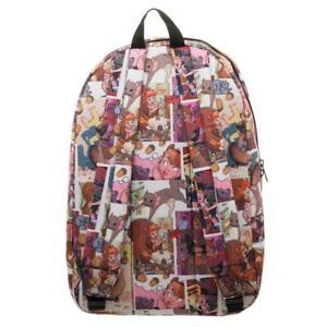 Squirrel Girl Backpack FREE Random Lanyard, Phone Stand & 25 STICKERS