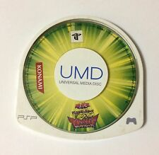 USED PSP Disc Only Yu-Gi-Oh Duel Monsters GX Tag Force JAPAN Sony PS Portable