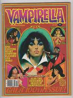 Vampirella #100 (Oct 1981, Warren) Goodwin Brennan Lewis Caravana Gonzalez X
