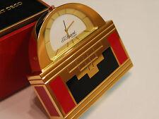 S.T. Dupont Paris Limited Edition 1996 ART DECO Secret Clock New BNIB