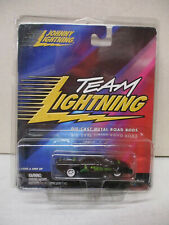 Johnny Lightning White Lightning Team Lightning Green Hornet