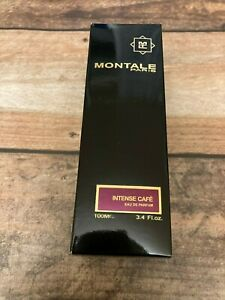 Montale Intense Cafe Eau de Parfum Spray 3.4 oz 100ml EDP New Sealed box