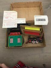 VTG Marx HO Scale Jolly Green Giant Electric Toy Train Set Model Railroad 60's