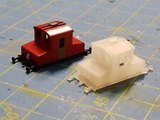 N scale Model Blackpool Tram Loco.