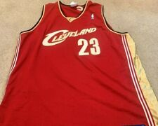 Lebron James Cleveland Cavaliers Stitched 23 Jersey Size 56