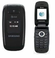 Samsung SGH-A197 Black (AT&T) Black Cellular Flip Phone