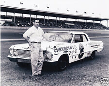 JUNIOR JOHNSON #3 HOLLY FARMS POULTRY 8X10 GLOSSY PHOTO