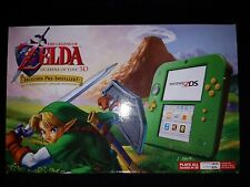 Nintendo 2DS Link Green Edition |Legend of Zelda: Ocarina of Time |BRAND NEW