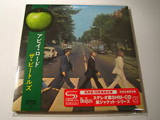 "BEATLES ""Abbey Road"" Japan mini LP SHM CD   1st Press"