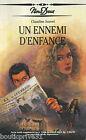 Livre de poche d'occasion - Un ennemi d'enfance - Claudine Jouvet