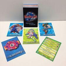 BEYBLADE (CARDS INC./2003) Complete Standard Trading Card Set of 72 UK RELEASE