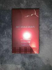 Burberry Classic Men Eau De Toilette Spray 1.7 Oz / 50 Ml New Open Box