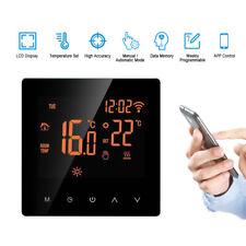 Smart Termostato WiFi Regolatore Temperatura Digitale Toccare Schermo LCD APP