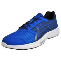 Asics Stormer 2 Men's Running Shoes Fitness Gym Workout Trainers Blue