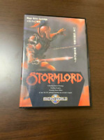 Storm Lord Sega Mega Drive MD Genesis Used Japan Import Boxed Tested Working