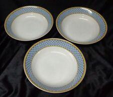 Sakura - Debbie Mumm - Garden Vignette  - Cereal or Soup Bowls - Set of 3