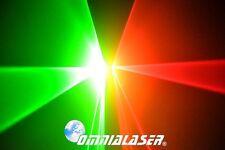 Effetto Luce Laser Rosso Verde OL-D400RG OmniaLaser