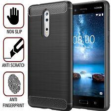 Premium Luxury Slim Shock Proof Protective Case Cover for Nokia 8