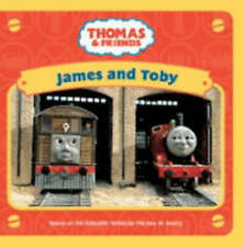 New, James and Toby (Thomas & Friends), , Book