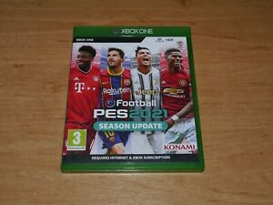 Pro evolution soccer PES 2021 Football Game for Microsoft XBOX ONE