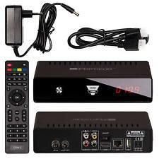 Kabel Terrestrische DVB-T2 DVB-C Receiver Opticum ODIN2 Hybrid LINUX +Wlan Stick