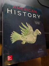 American History by Alan Brinkley 15th Edition (ISBN: 978-0-07-777675-6)