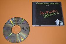 Manfred Mann`s Earth Band - Live Budapest / Bronze 1983 / Made by Sanyo Japan