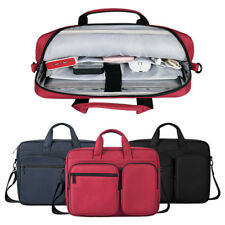 "Laptop Shoulder Bag Carry Case Cover For 13.3"" 14"" 15.4'' 15.6"" Macbook Dell PH"