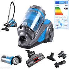 Neuf Aspirateur HEPA Hoover Sac Filtre Cyclone 900W 4L BPS Electrique Bleu FR