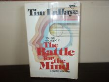 You Are Engaged in The Battle of the Mind by Tim LaHaye 1980 Ex-Library
