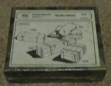 New Verlinden Productions- Military Supplies- 1:35 #ACDA35-009