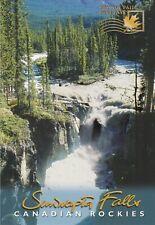 CANADA UX 120 - PREPAID POSTAGE PAID POSTCARD   CR 1336 Sunwapta Falls, Jasper