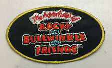 The Adventures Of Rocky And Bullwinkle And Friends Iron On Clothing Patch