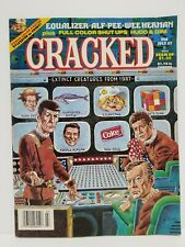 Cracked Magazine #228 - July 1987 - actual pictures - 8.5 VF+
