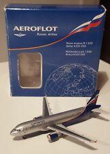 HERPA WINGS 1:500 Aeroflot Airbus A320.