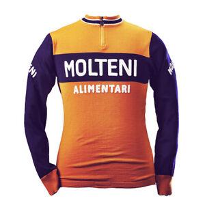 Magliamo's Molteni Team 1974 Long Sleeve Jersey