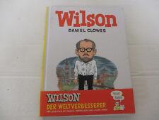 Wilson Daniel Clowes-il fumetto al film con W. Harrelson