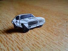 GTO Pin Pontiac Power Glove Box Dash Emblem Shirt Hat 60s Club Badge 1969 1970