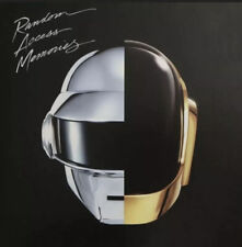 New Daft Punk Random Access Memories x2LP