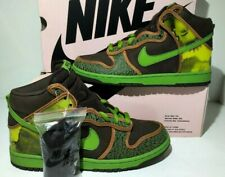 2005 DS Nike SB Dunk High DLS Size 10 *RARE* De La Soul Green 305050-231 OG ALL